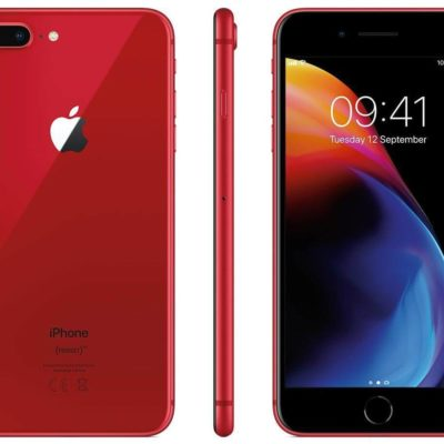 Apple iPhone 8 Plus 64GB Red TecBuyer